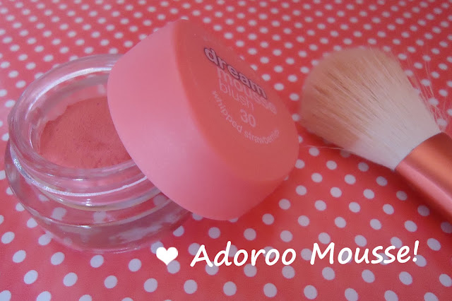 blush mousse maybelline