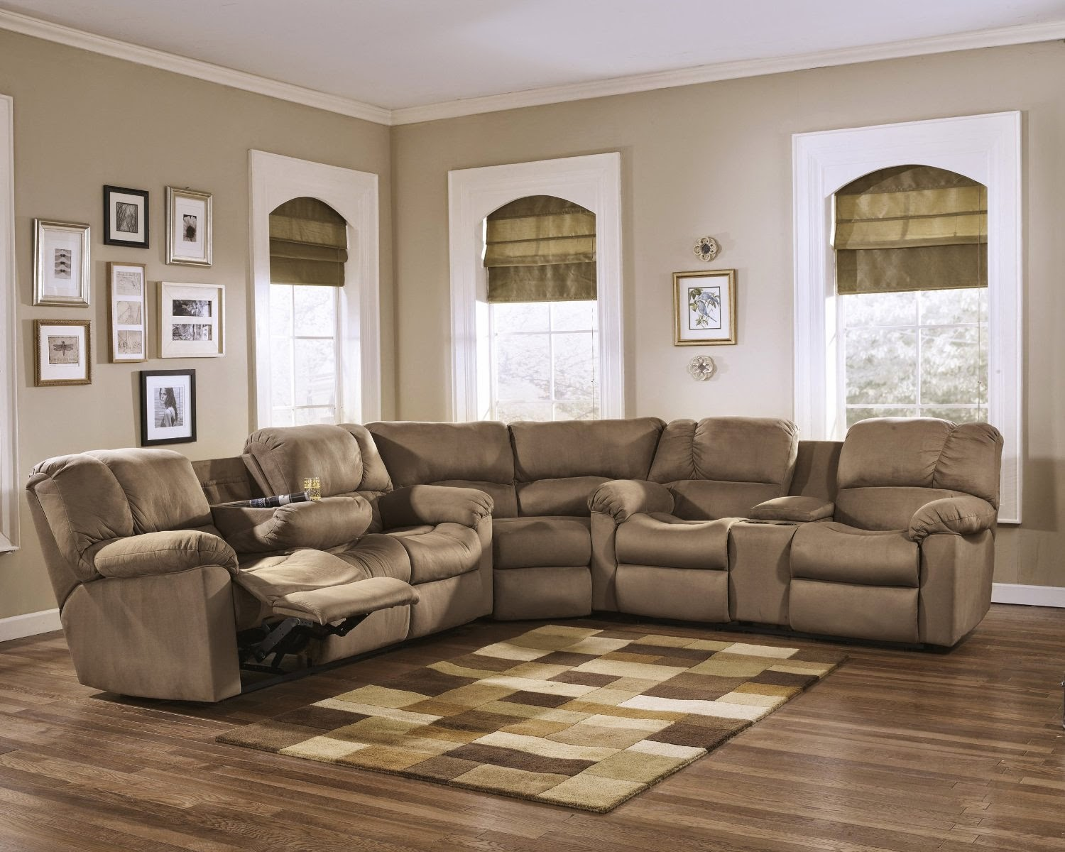Eli Cocoa Reclining Sofa Review