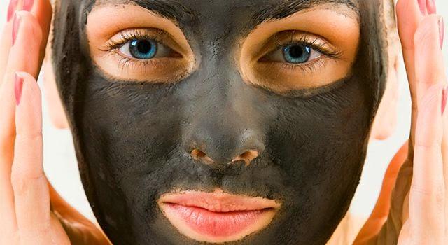 желатин и уголь от черных точек рецепт