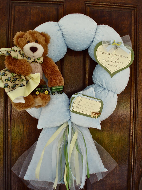 49. John Deere Baby Wreath