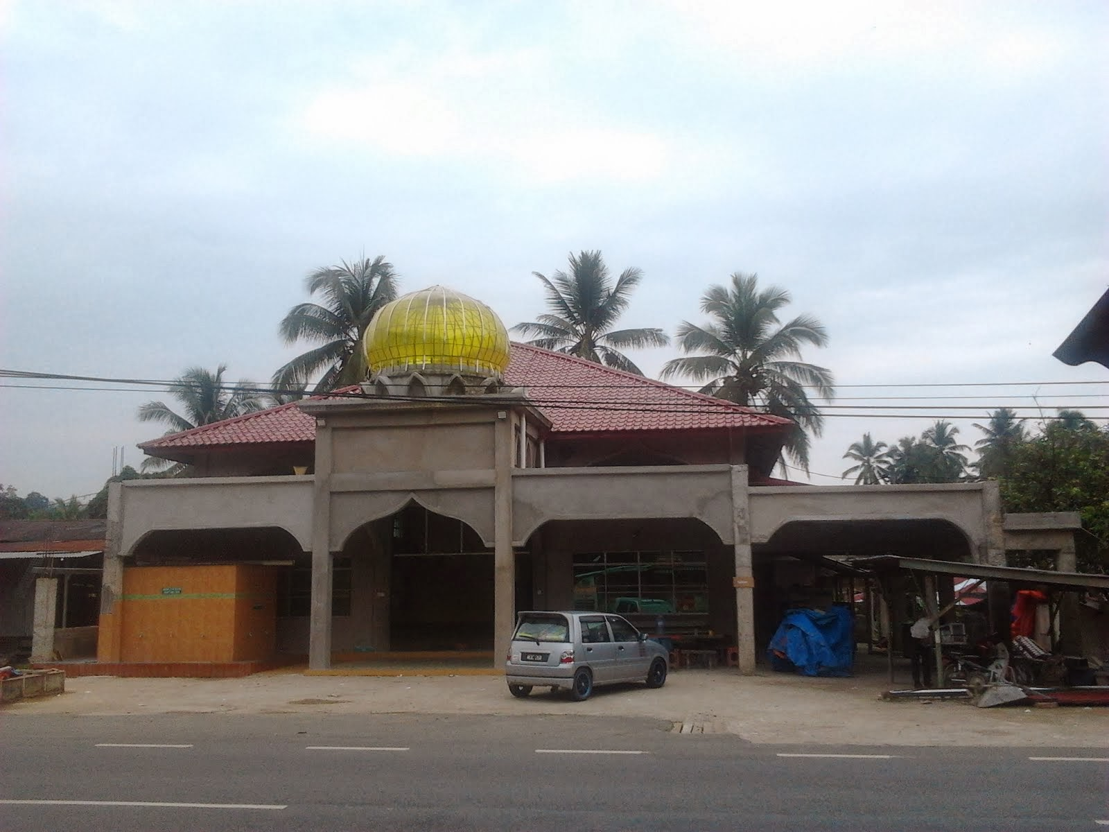 Saham Akhirat Tabung Masjid