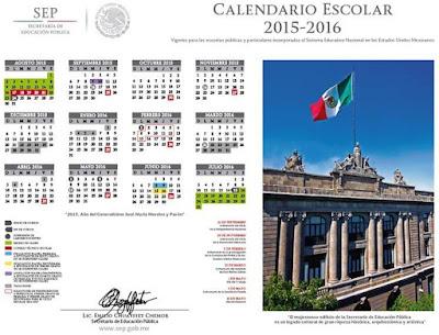 Calendario 2015-16