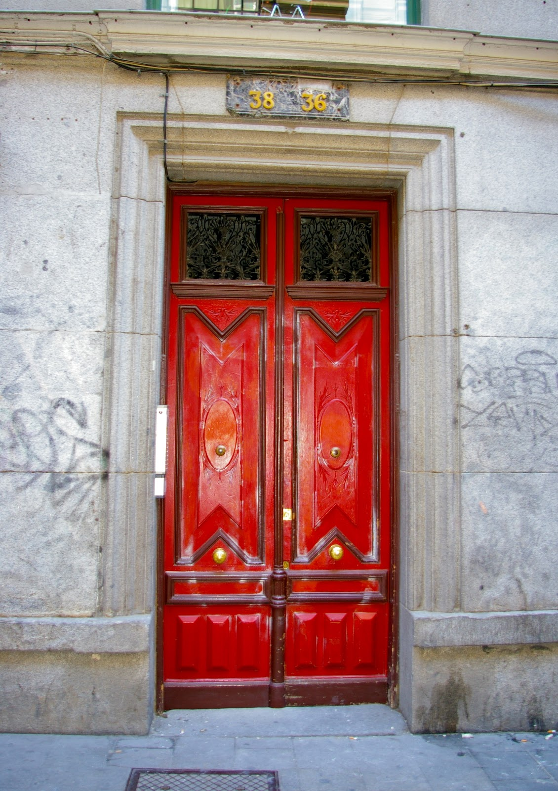 1600 #B41D17  Was The Abundance Of Beautiful Colorful And Ornate Wooden Doors image Beautiful Wooden Doors 46731130