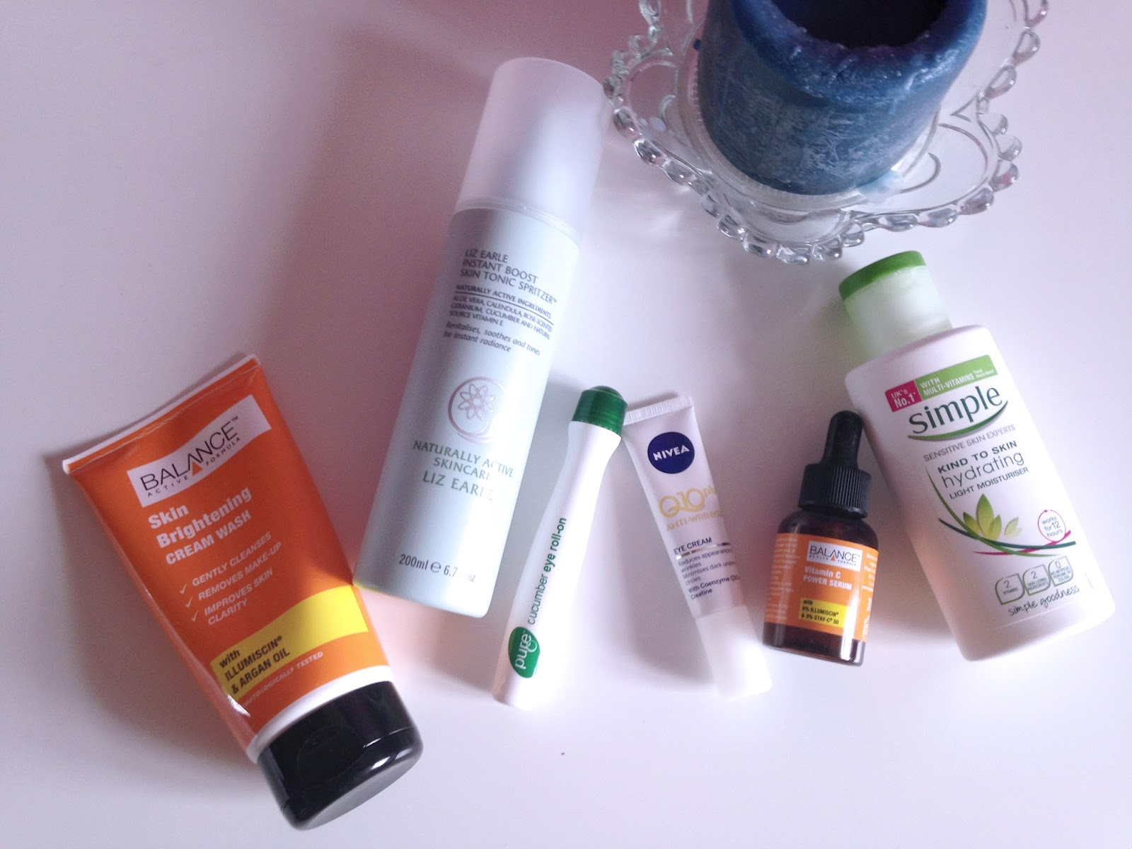 Morning Summer Skincare Routine