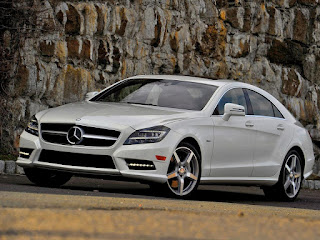 Mercedes-Benz CLS550 photos 2012