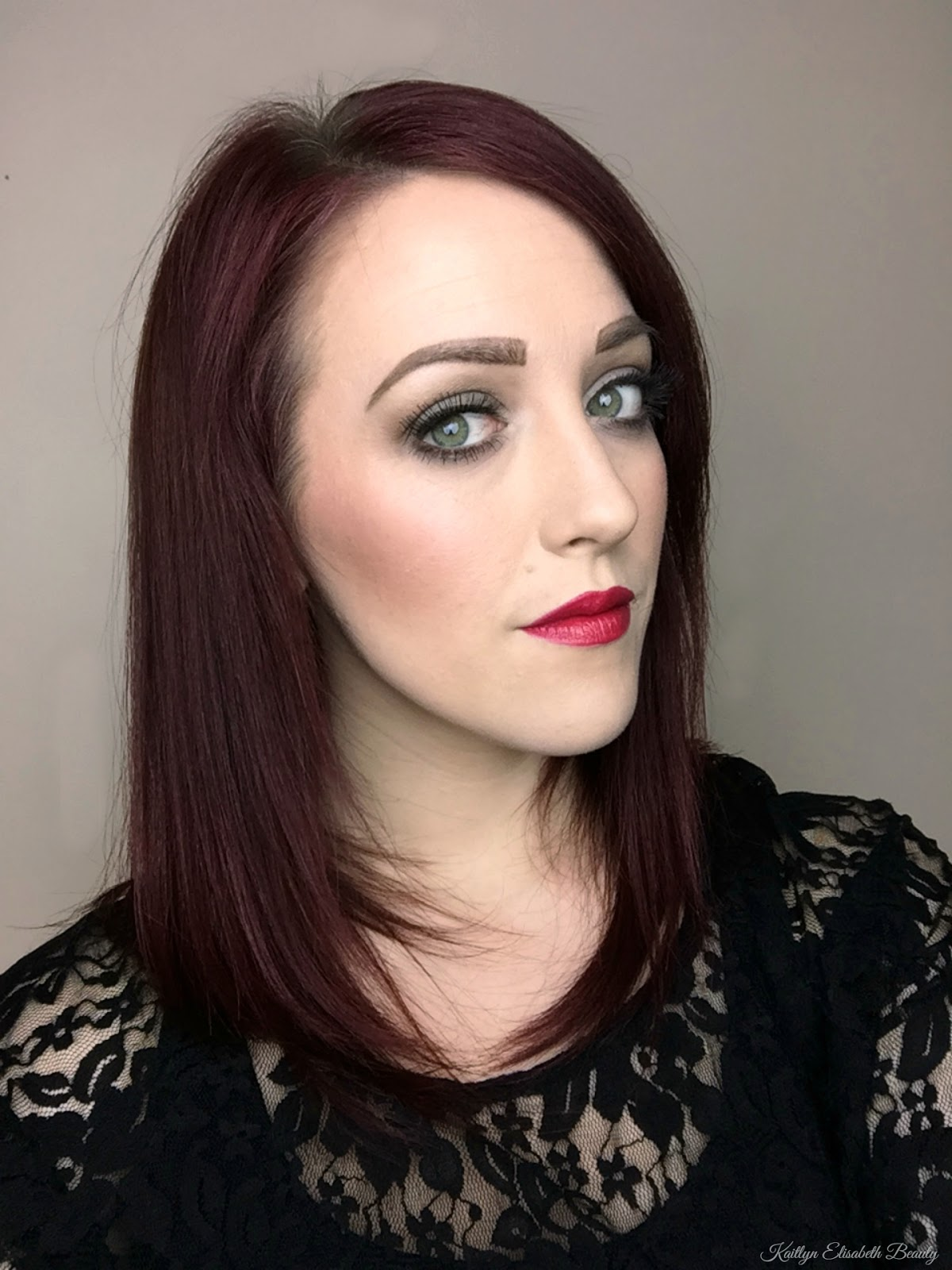 Sultry Valentine's Day Makeup featuring Wet n Wild ...
