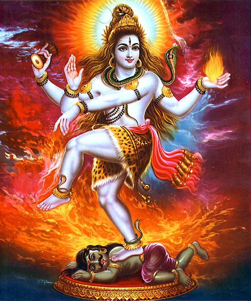 Qu'est-ce qui caractérise le diable? Shiva+002