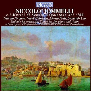 Niccolò Jommelli e Musici di Scuola Napoletana del '700