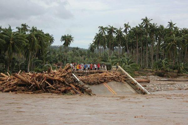 Welcome to My Blog: Some of the Effects of Typhoon Pablo