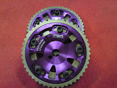 P2R Adjustable Cam Pulley 4G93