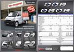 Spesifikasi Daihatsu Gran Max Pick Up