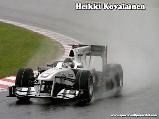 Heikki Kovalainen Wallpaper