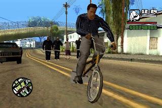 تحميل لعبة جاتا 2013 GTA San Andreas كاملة من ماى ايجى بحجم صغير