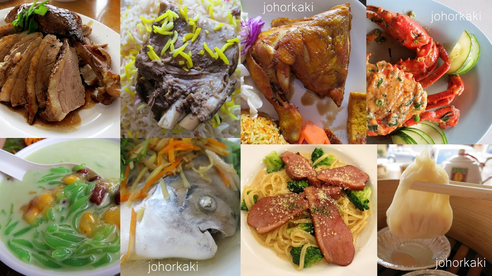 Johor kaki travels for food johor food paradise johor for Cuisine paradise