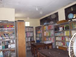 Ruang Perpustakaan SD
