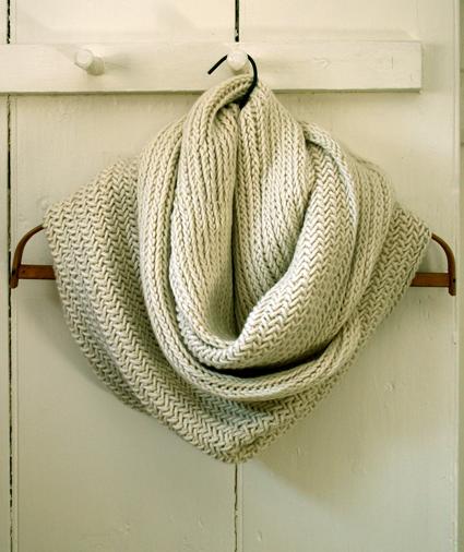 :: Tejido :: Patrones de tejido :: Cuellos y bufandas tejidos en 2 agujas ? K...