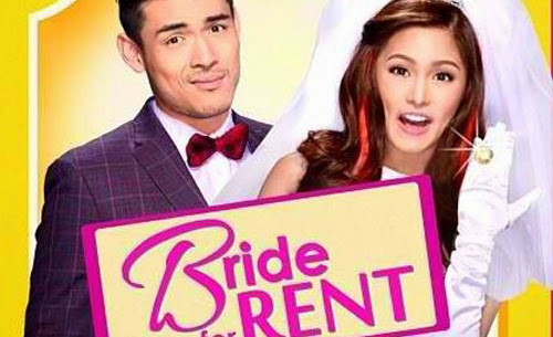 Bride For Rent Starring Kim Chiu and Xian Lim is Star Cinema's Opening