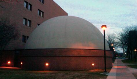 college BGSU planetarium