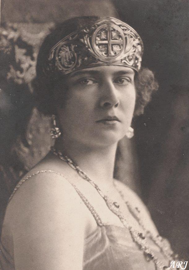 Artemisia s Royal Jewels  Serbian Royal Jewels  Marie of Romania   s