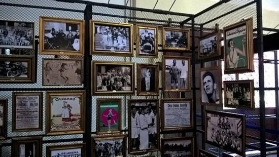 'Museu do Futebol na Área' trará imagens históricas o futebol mundial e local