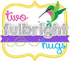 2 Fulbright Hugs
