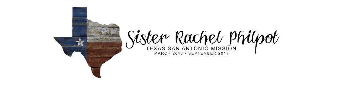 Sister Rachel Philpot
