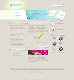 15 Extremely Elegant Web Designs