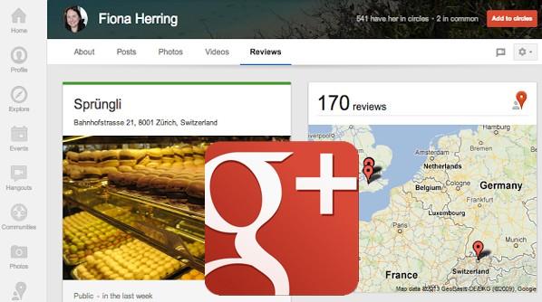جوجل تكشف التحديثات شبكتها الاجتماعية IDp0L