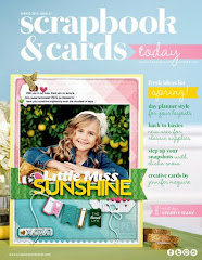 Scrapbook and Cards Today Spring Issue!