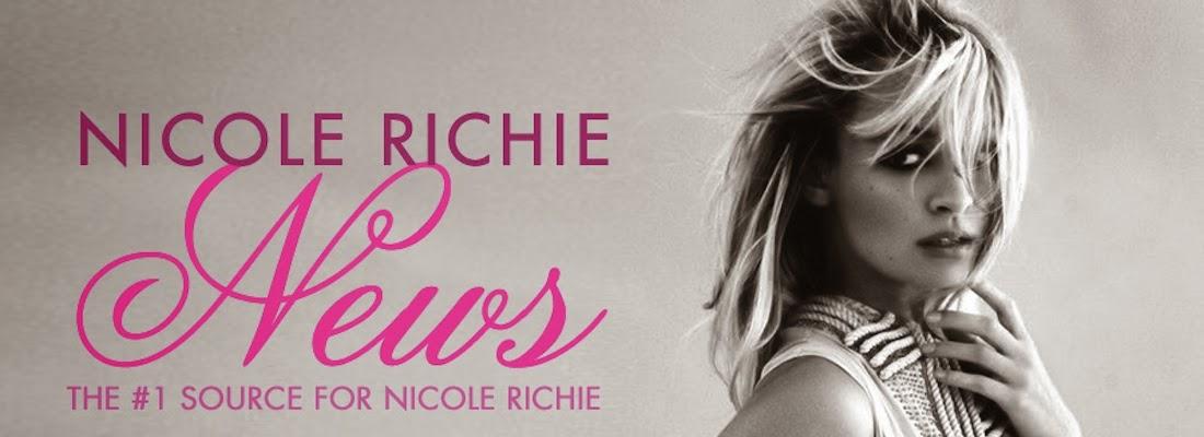 NICOLE RICHIE NEWS