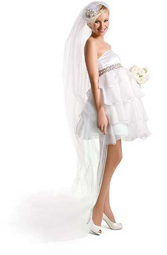 WhiteAzalea Maternity Dresses: Stunning Maternity Wedding Dresses
