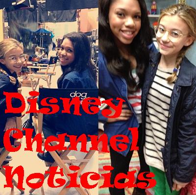 Créditos:Disney Channel Noticias Fonte:Dog with a blog Br.