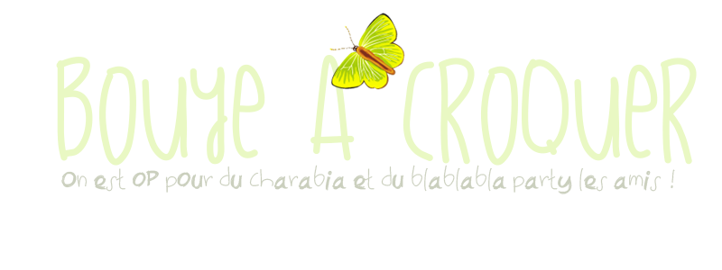 Bouye A Croquer