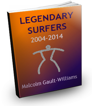 LEGENDARY SURFERS: 2004-2014