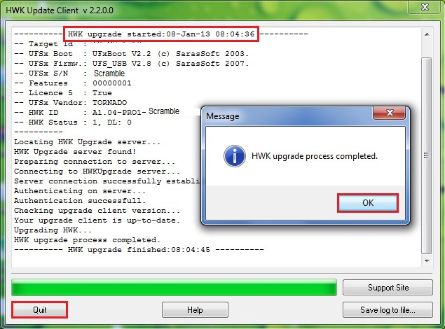 HWk New update  V 20.20.000