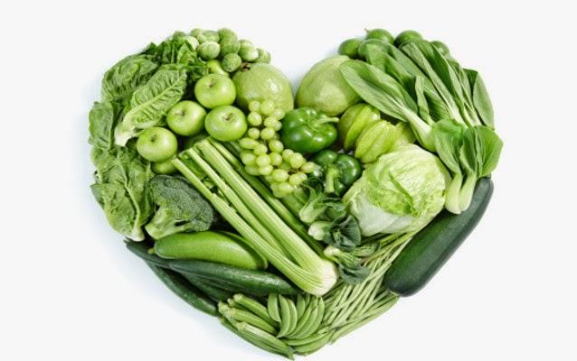 sayuran hijau mencegah kanker prostat
