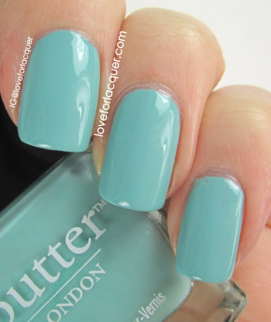 butter LONDON Summer 2013 Swatches & Review! - Love for Lacquer