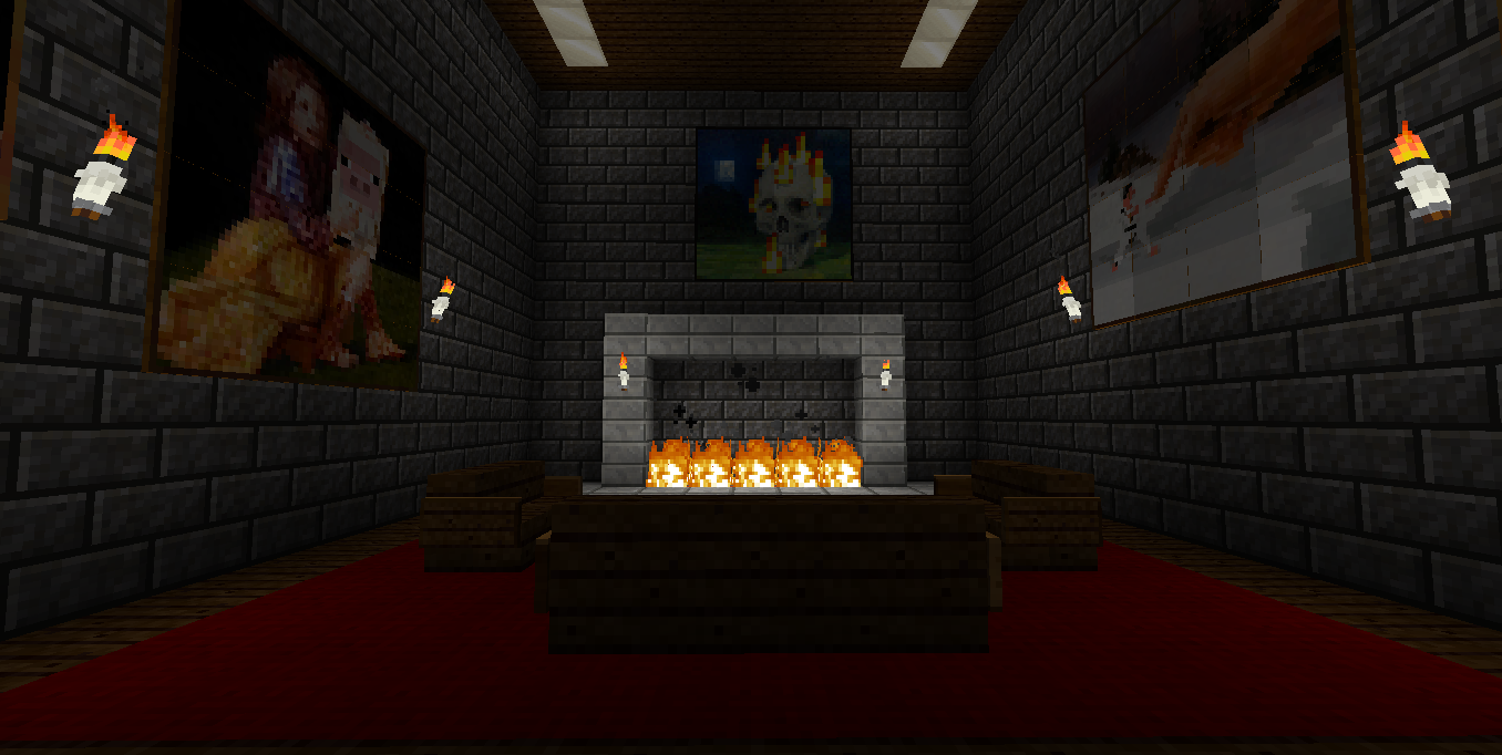 minecraft castle room ideas related keywords suggestions minecraft ...