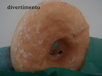 doughnut from Barcelona