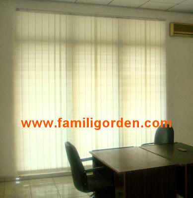 Vertical Blinds KIA Ceramic Cileungsi Bogor