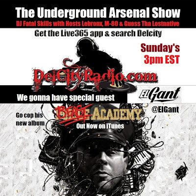 https://www.mixcloud.com/DelCityRadio/the-underground-arsenal-show-with-special-guest-el-gant/