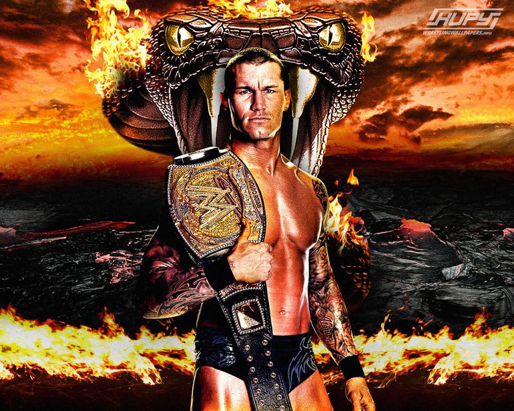 WWE Randy Orton