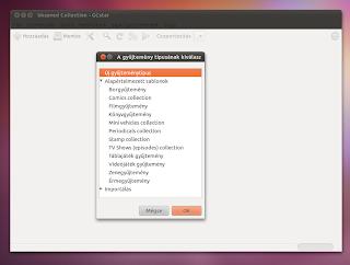 gyüjtemény Ubuntu