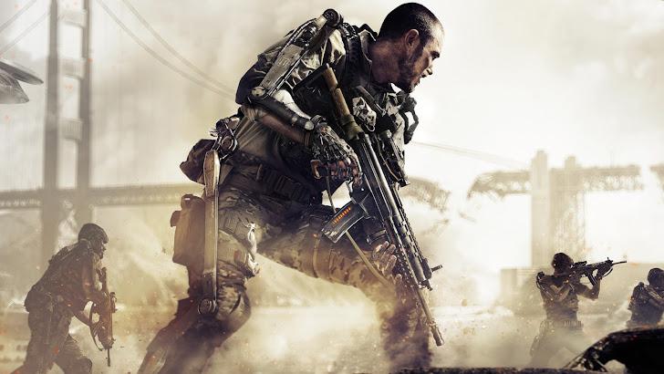 Advanced Warfare Game