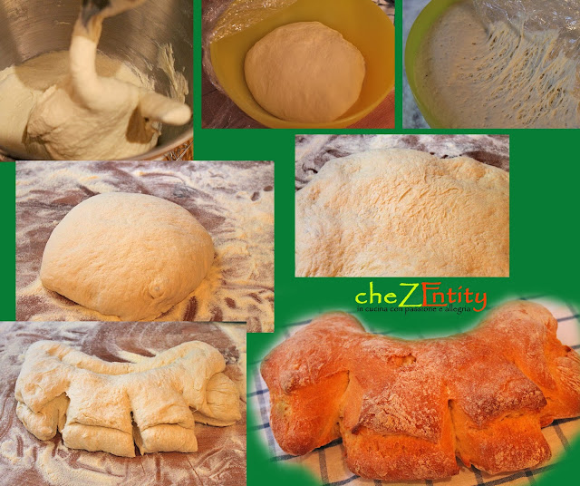 italia nel piatto e il pane di matera per lo scambio di ricetta interregionale.