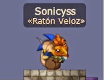 Transformice: Sonicyss