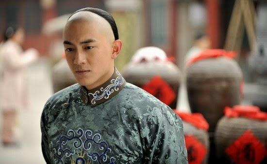 Lin Gengxin in Scarlet Heart