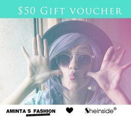 Win $50 voucher!