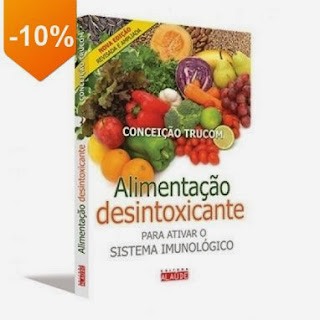 Livro Alimentação Desintoxicante