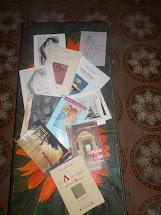 Νότα Κυμοθόη Εκδοθέντα βιβλία μου, φωτογραφία